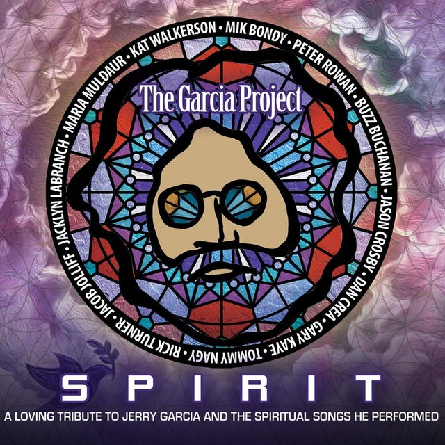The Garcia Project - Signed Spirit CD