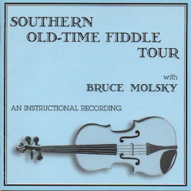 Southern Old Time Fiddle Tour CD