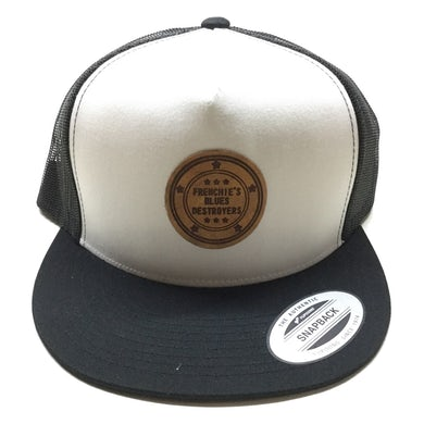 Frenchies Blues Destroyers Frenchie's Blues Destroyers - Foam Trucker Hat