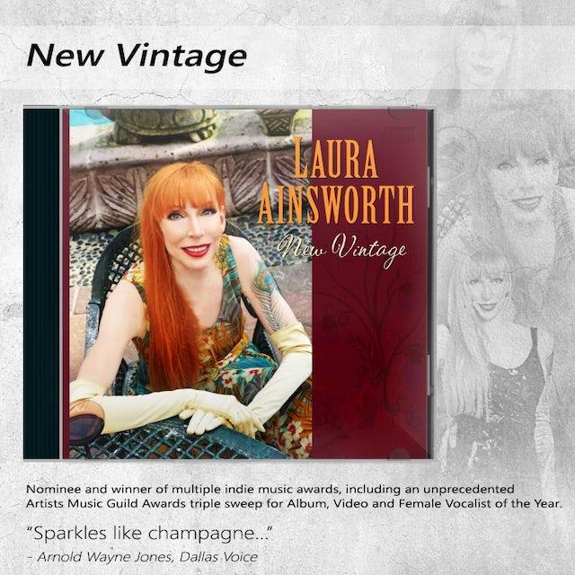 Laura Ainsworth - New Vintage CD