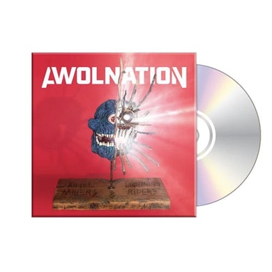 Awolnation Angel Miners & The Lightning Riders CD