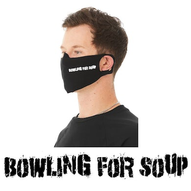 Bowling For Soup - Logo Face Cover