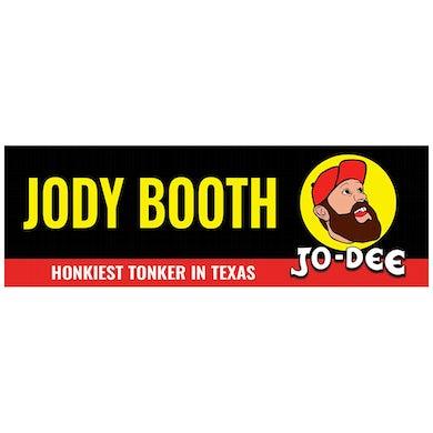 Jody Booth - Jo-Dee Bumper Sticker