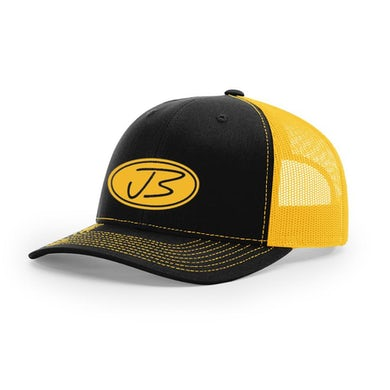 3D Logo Cap (Black & Gold)