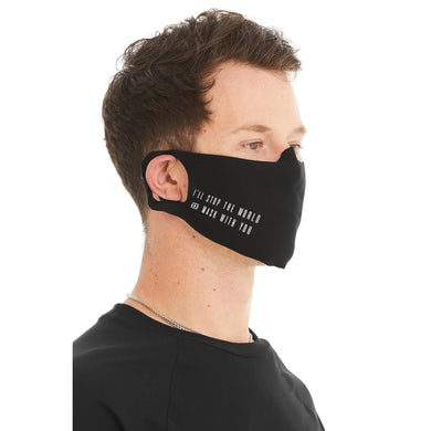 """Modern English - \""""Mask With You\"""" Face Mask"""