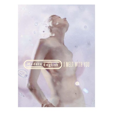 Modern English - I Melt With You Numbered Lithograph (Art by Vaughan Oliver)