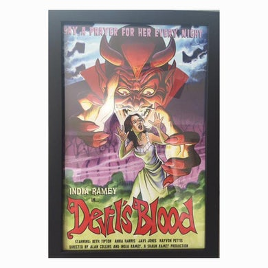India Ramey - Devil's Blood Poster
