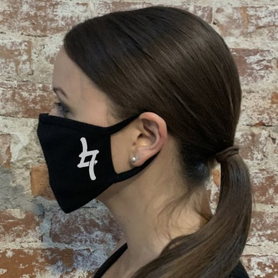 Naturally 7- N7 Logo Face Mask