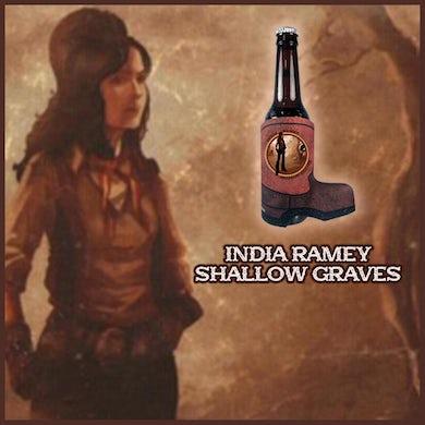 India Ramey - Shallow Graves Boot Koozie (PRESALE)