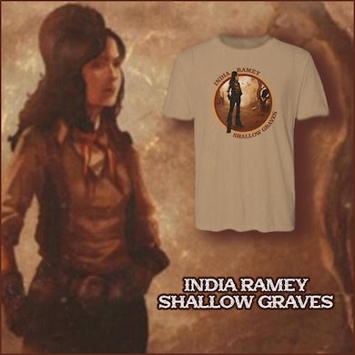 India Ramey - Shallow Graves Tee