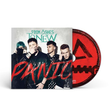 From Ashes to New - Panic CD
