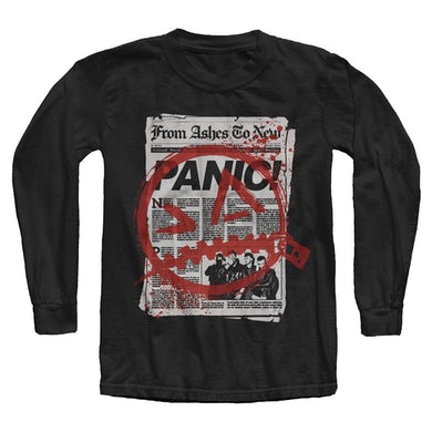 From Ashes to New - Panic Long Sleeve Tee