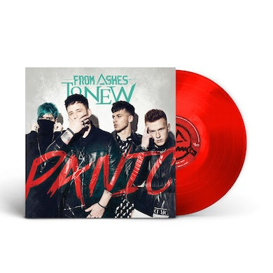 From Ashes to New - Panic Vinyl