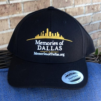 Memories of Dallas - Embroidered Hat