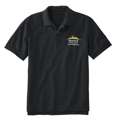 Memories of Dallas - Embroidered Polo Shirt