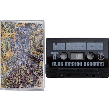 Love Like Machines Cassette Tape