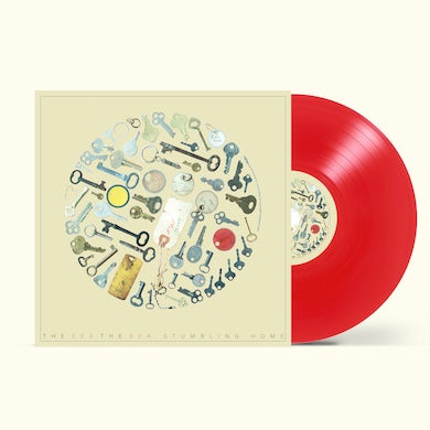 The Sea The Sea - Stumbling Home Limited Edition Red Vinyl