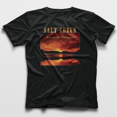 Salt Creek Bluegrass Band - Album Art Tee (PRESALE EARLY AUGUST)
