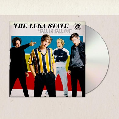 The Luka State - Fall In Fall Out CD