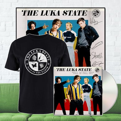 The Luka State - Fall In Fall Out CD Bundle