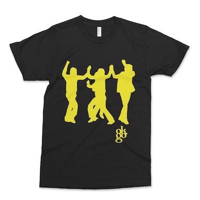 A Million Ways Choreo T-Shirt - Black with Yellow