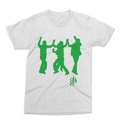 A Million Ways Choreo T-Shirt - White with Green