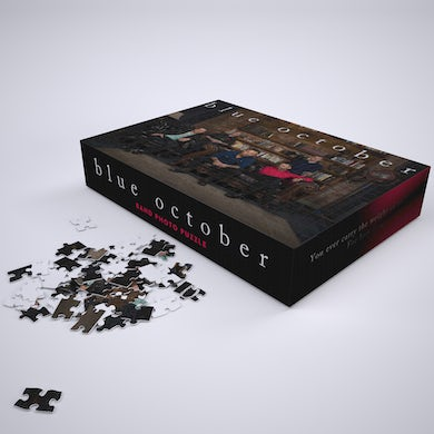 Blue October - Band Photo Puzzle