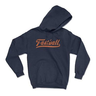 Fastball - Navy Hoodie