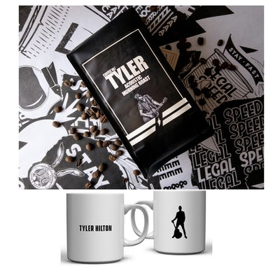 Acoustic Morning Roast Coffee + Mug Bundle
