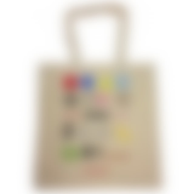 Ok Go The Writing's On the Wall Tote