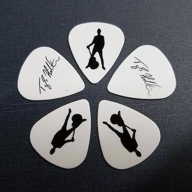 Tyler Hilton - Guitar Picks (Set of 5)