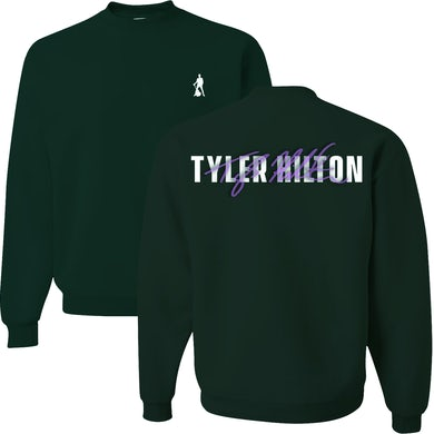 Tyler Hilton - Logo Crewneck