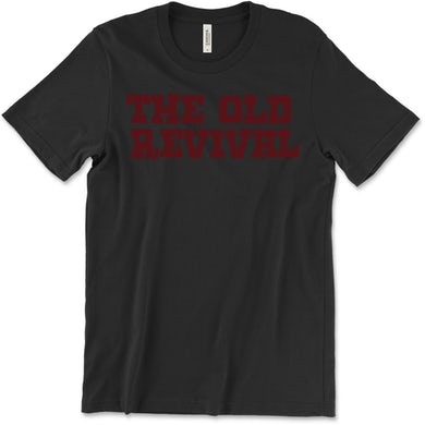 The Old Revival - Logo Tee