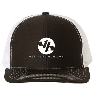 Logo Trucker Hat (White Mesh)