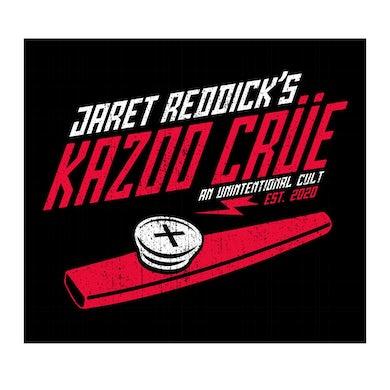 Kazoo Crue Sticker
