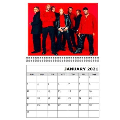 Naturally 7 - 2021 Calendar