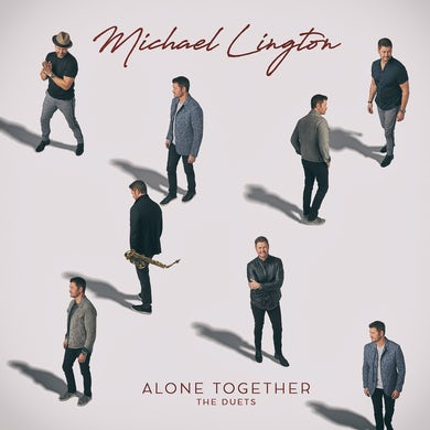 Michael Lington - Alone Together: The Duets Autographed CD