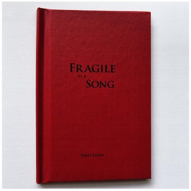 Fragile As A Song (Autographed)