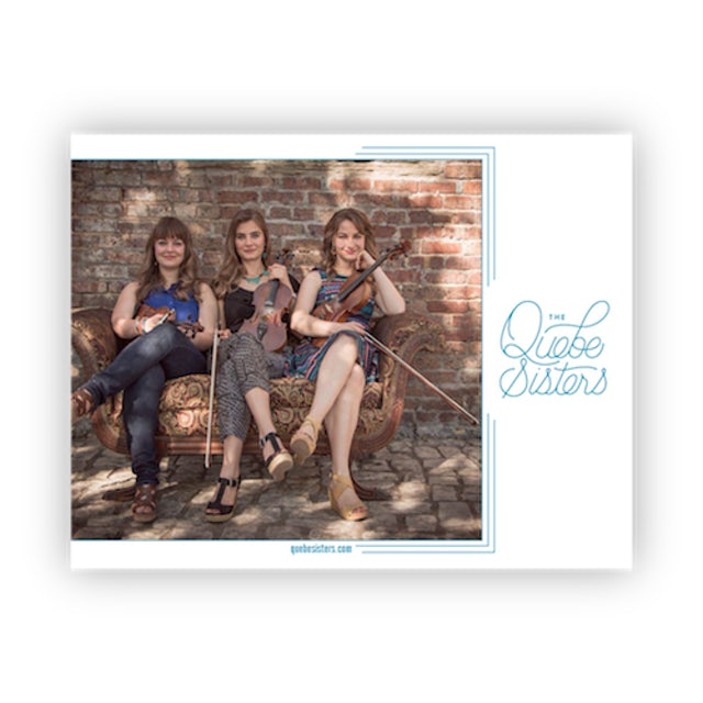 """The Quebe Sisters - """"Couch"""" Photo"""
