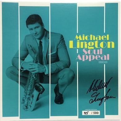 Michael Lington - Soul Appeal Vinyl (Autographed)