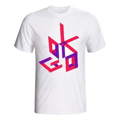 OK Go - Cubism Tee
