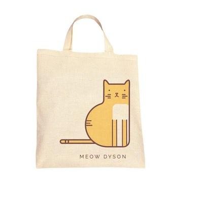 Mia Dyson - Meow Dyson Tote Bag