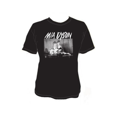 Mia Dyson - If I Said Only So Far I Take It Back Tee (Black)