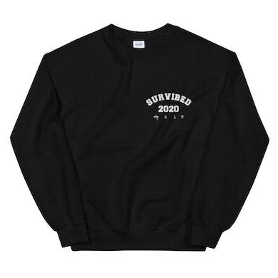 SUR - SURVIBED 2020 Sweatshirt (Black)
