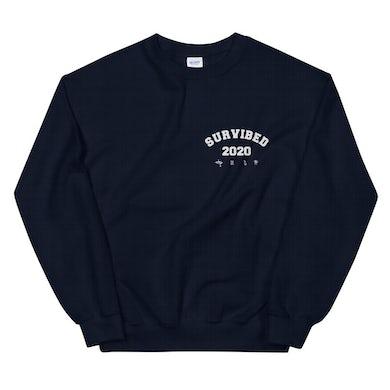 SUR - SURVIBED 2020 Sweatshirt (Navy)