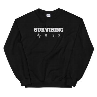 SUR - SURVIBING Sweatshirt (Black)