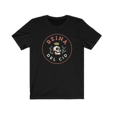 Reina del Cid - Skull Logo Tee