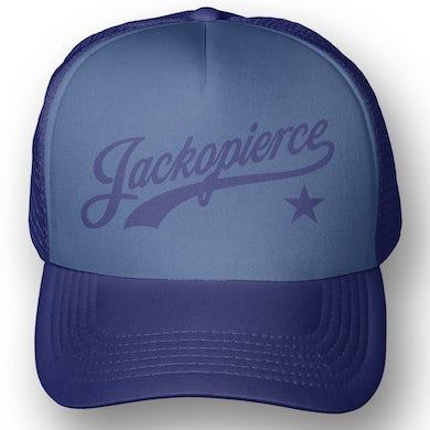 Logo Trucker Hat - Blue