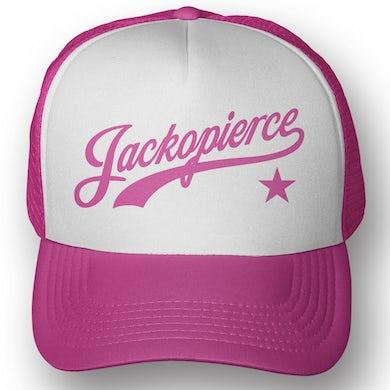 Logo Trucker Hat - Pink