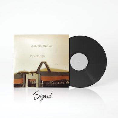 Joshua Radin - Wax Wings Autographed Vinyl